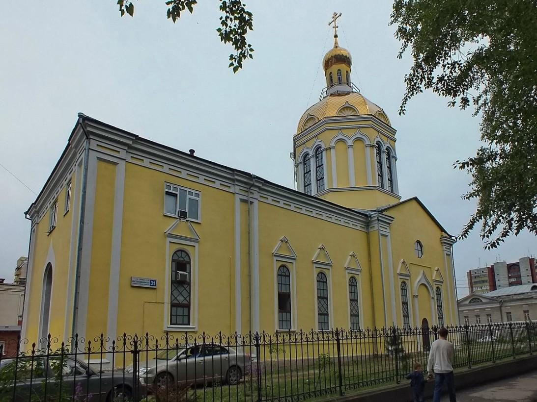 Крестовоздвиженский мужской монастырь1