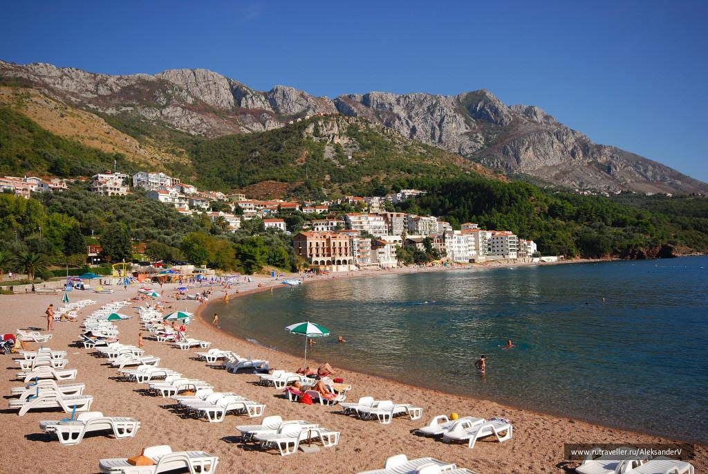 Пляж Св. Стефан 1