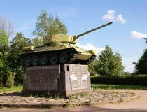 Памятник освободителям Пскова