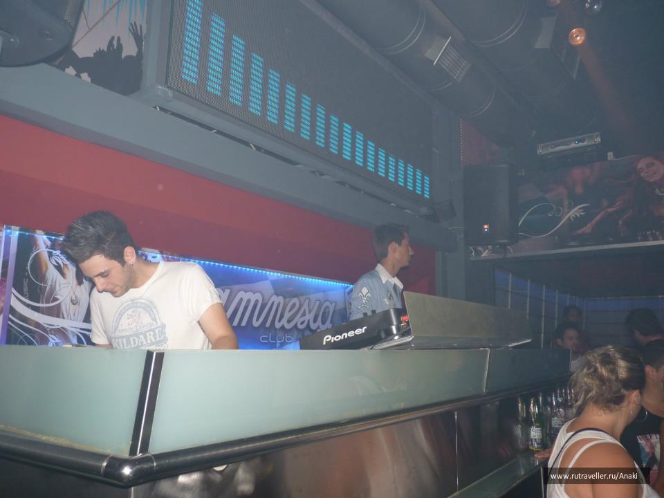Amnesia Club Hersonissos