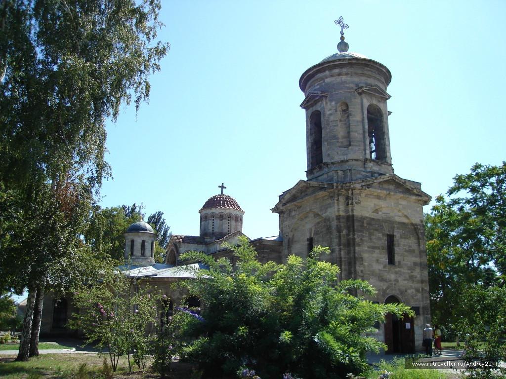 Храм Иоана Предтечи в Керчи