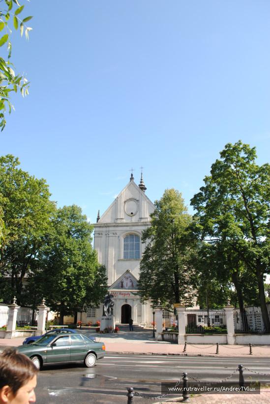 Костел Св Антония