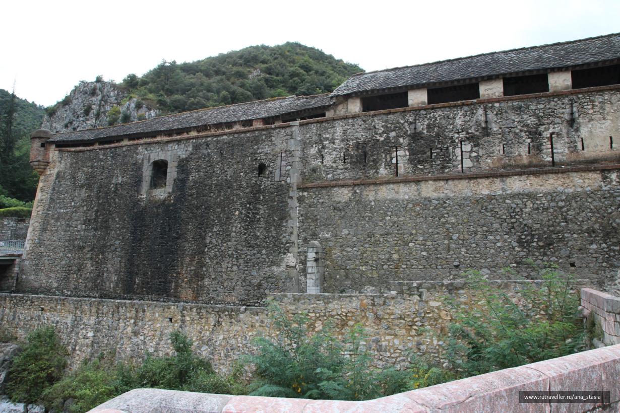 Внешняя стена города