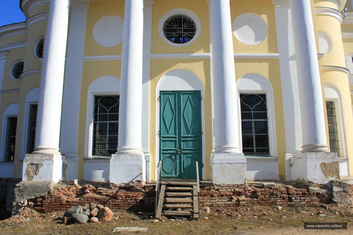 Успенский собор(фрагмент)