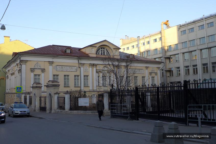 635c52daf Петровский переулок: описание, фото, контакты, гиды, экскурсии