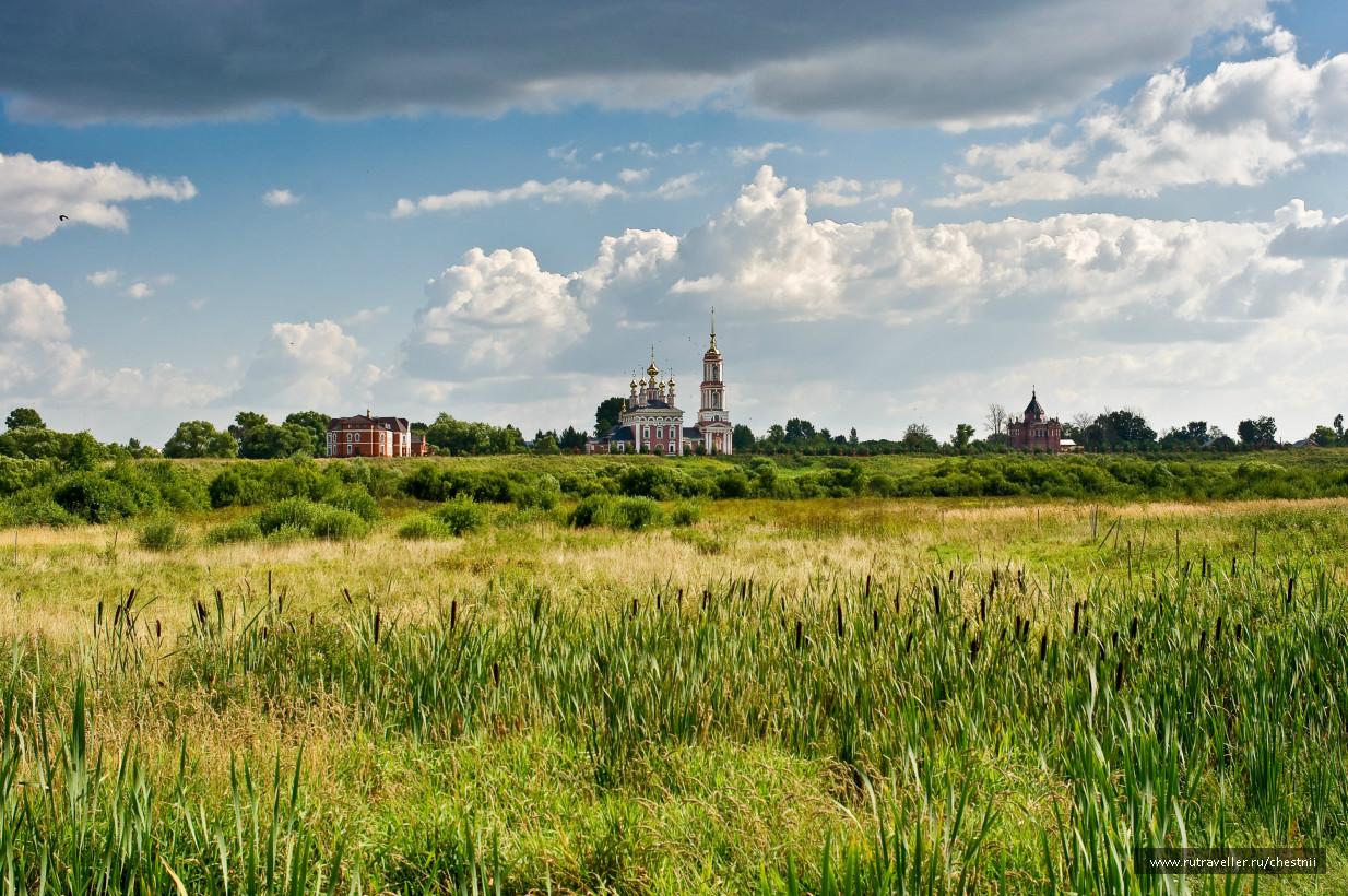 Церковь Александра Невского и церковь Михаила Архангела