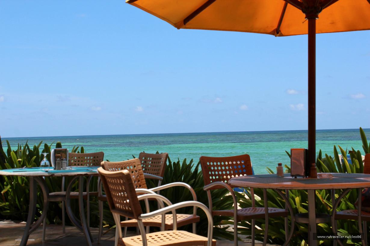 обед в Bahia