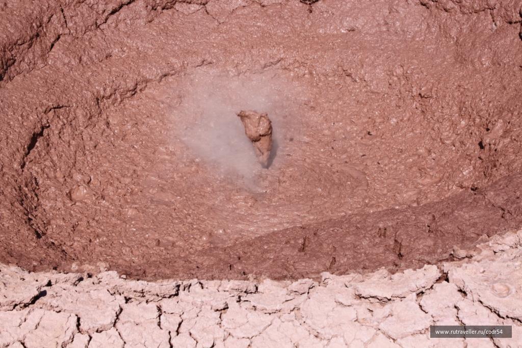 Выброс глины