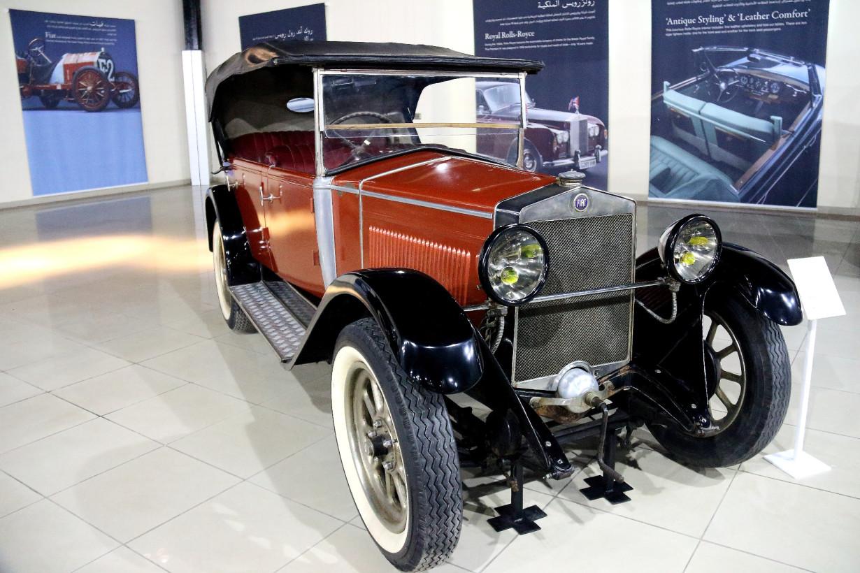 Fiat 508 -1934 г (Италия)