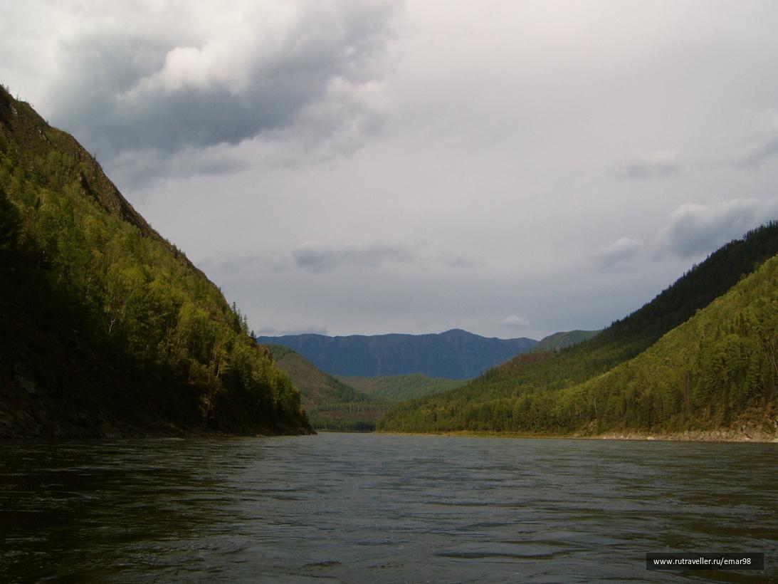 Река Большой Енисей (Бий-Хем)