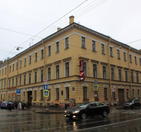 Помещение для фирмы Венецианова улица поиск офисных помещений Чукотский проезд