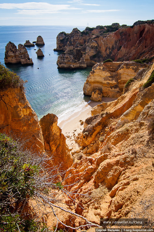 Пляж D.Ana
