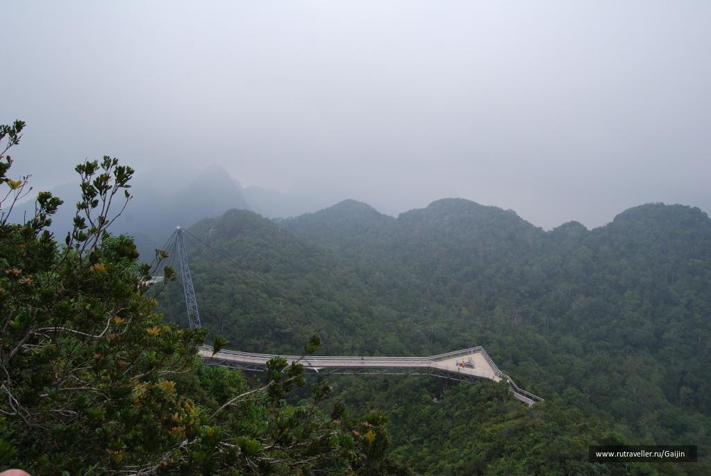 Лангкави, Небесный мост
