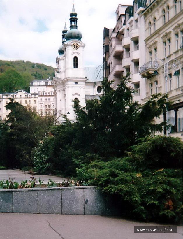 Костел св. Марии Магдалины