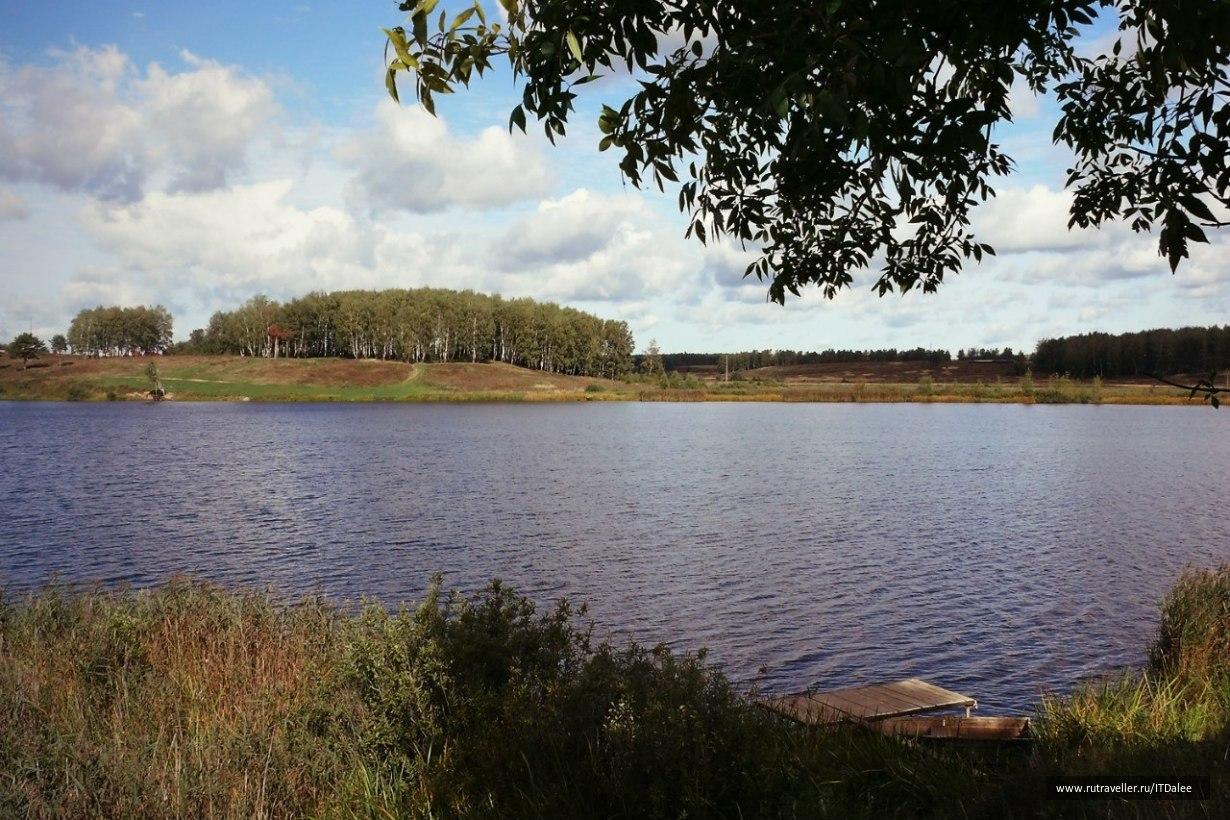 озеро Дичковское