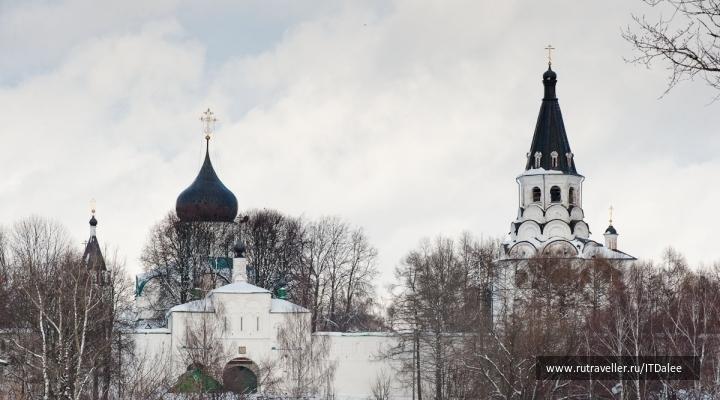 Зима в кремле