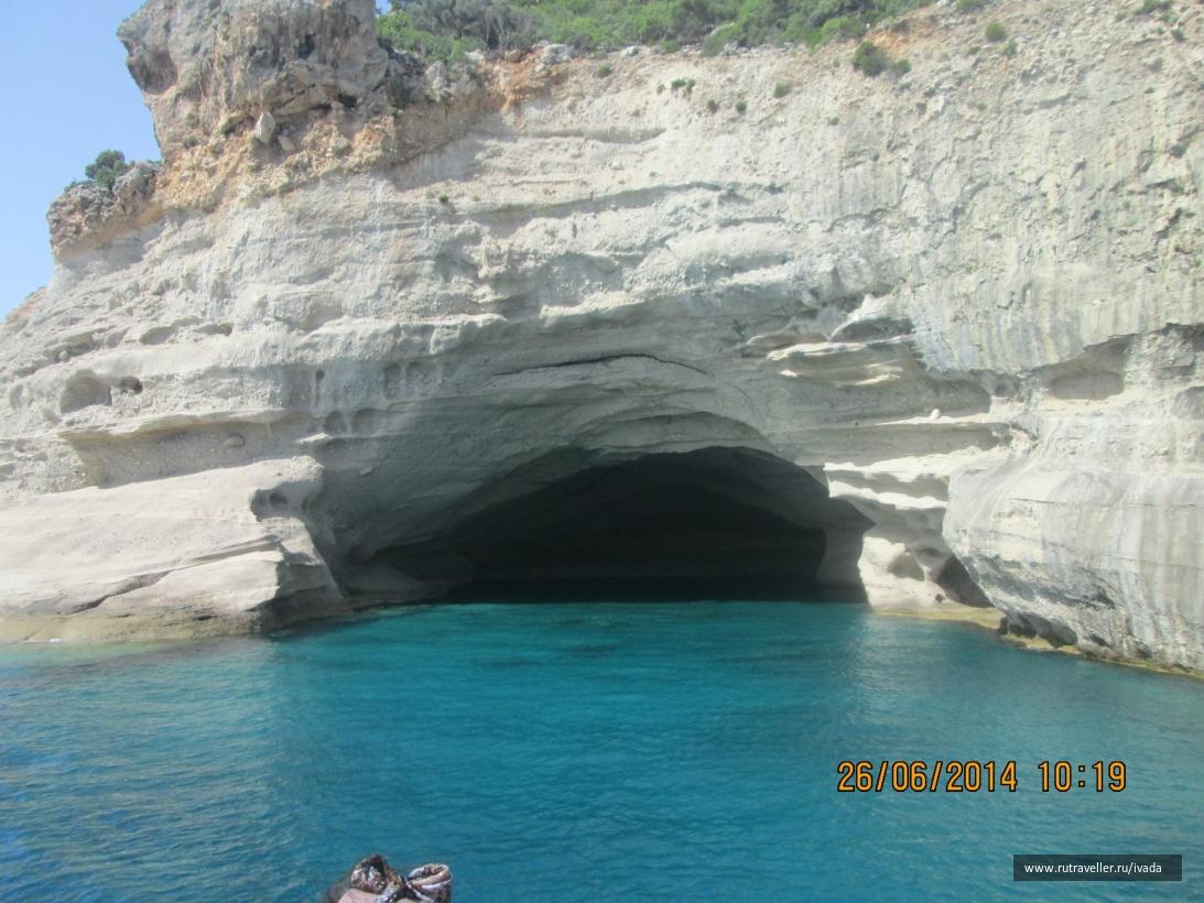 Пещера пиратов