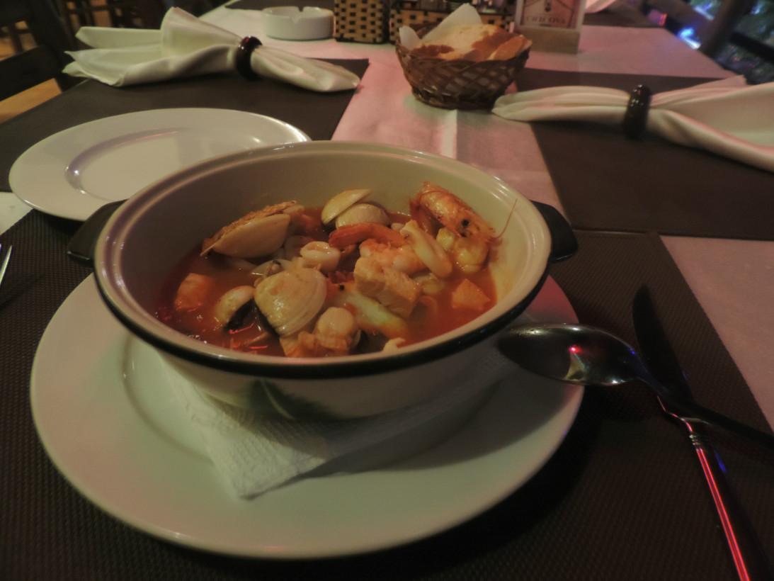 zuppo di mare