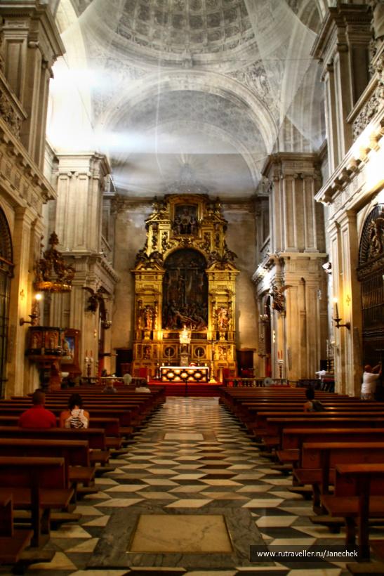 Севилья. Кафедральный собор.
