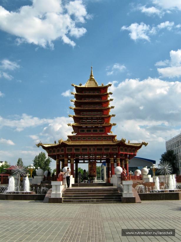 Пагода «Семь дней»