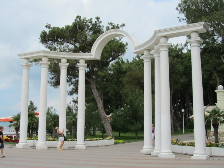Памятник архитектуры арка любви геленджик памятник купить из мрамора aquastone