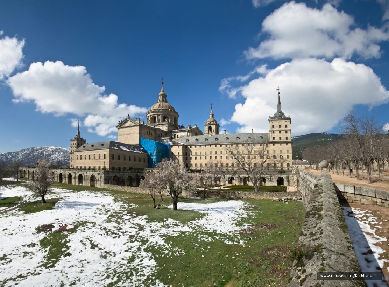 Spain-1521 Panorama