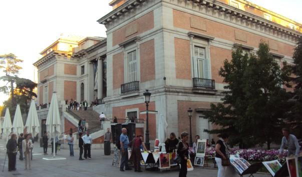 Музей Прадо  описание, фото, контакты, гиды, экскурсии 334bd3d9236