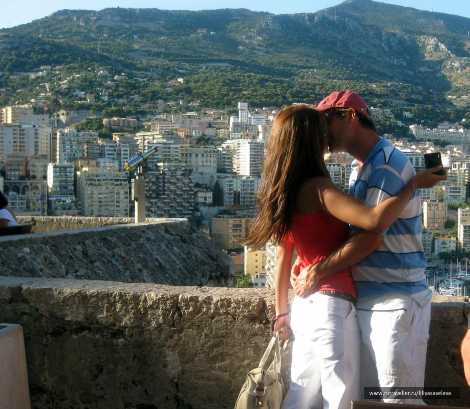 Романтический Монако