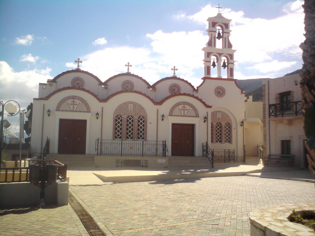 церковь в деревне Пископьяно