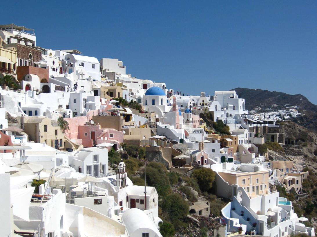 Греция о.Санторини