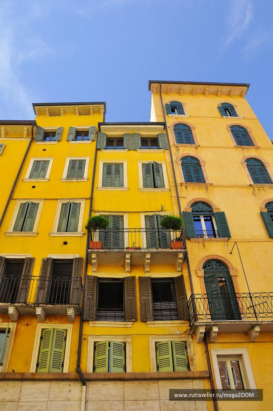 Архитектура Вероны.