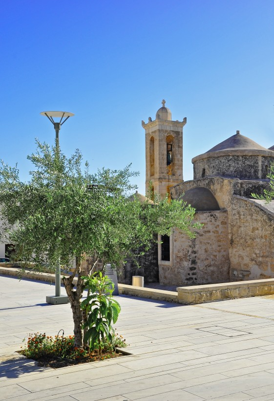 Agia Paraskevi church, Yeroskipou. Cyprus, 2013 ©