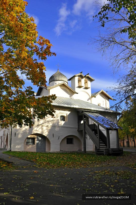 Церковь Жён-мироносиц. Господин Великий Новгород.