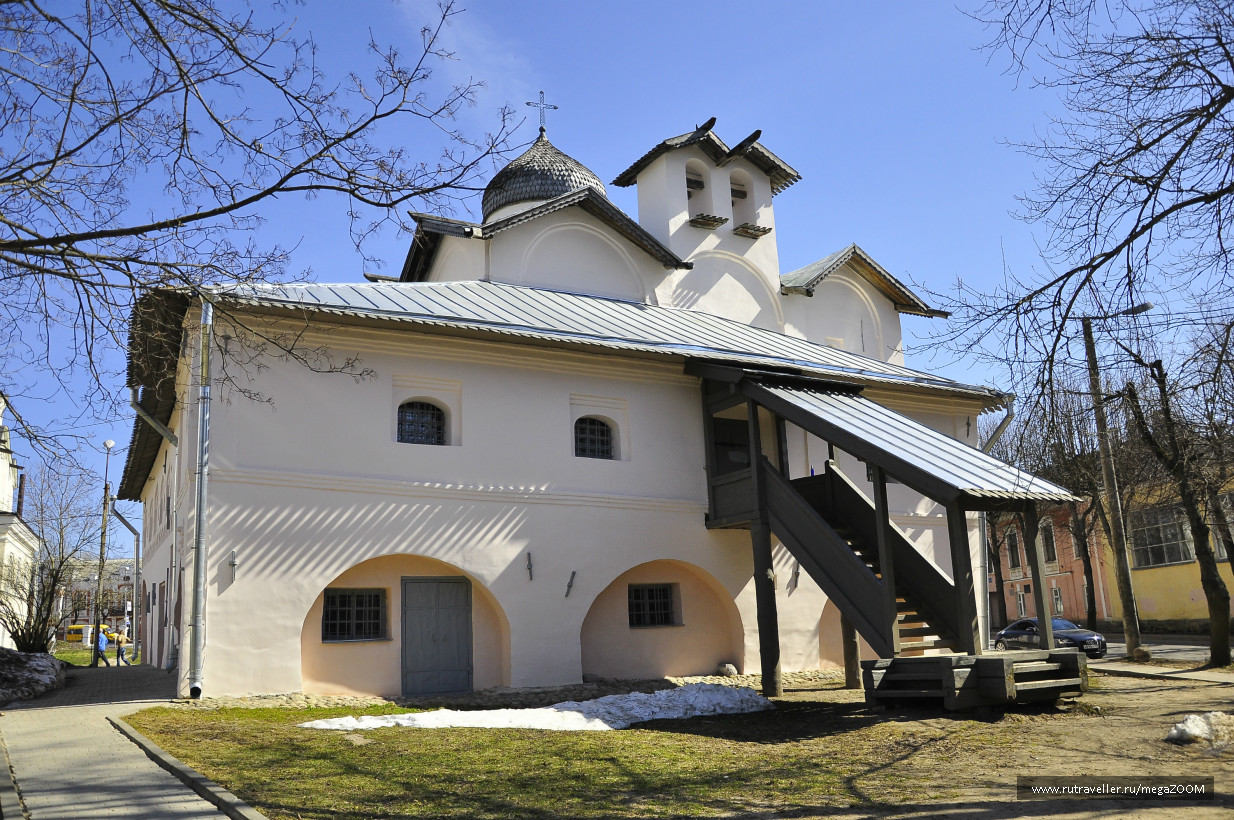 Церковь Жён-Мироносиц на Ярославовом Дворище