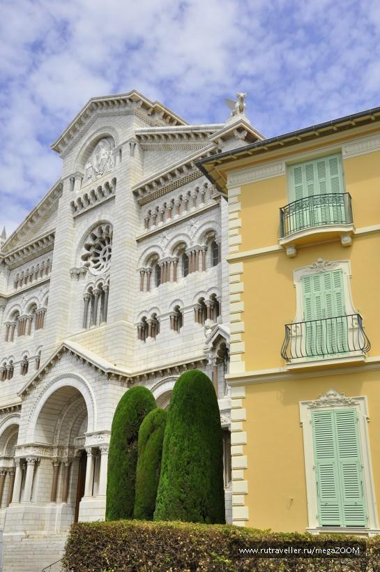 Кафедральный собор в Монако.