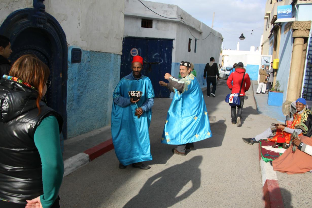 Медина в Рабате