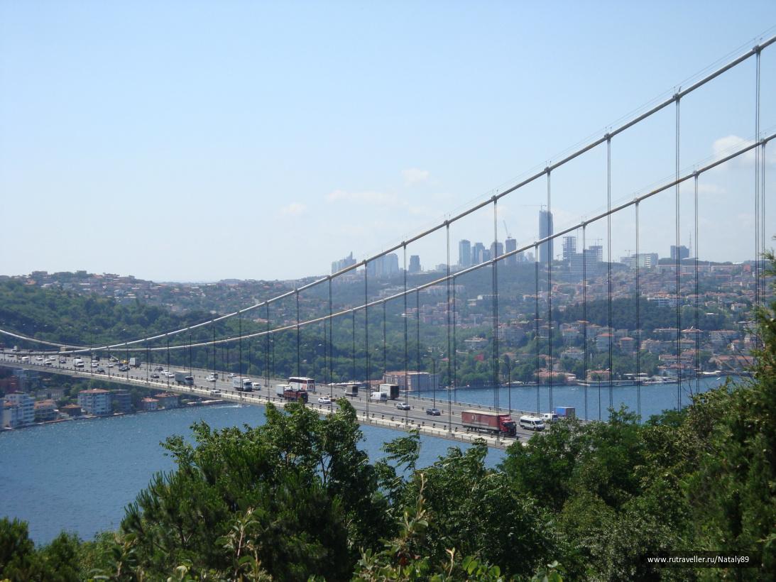 Мост Султана Мехмета Фатиха
