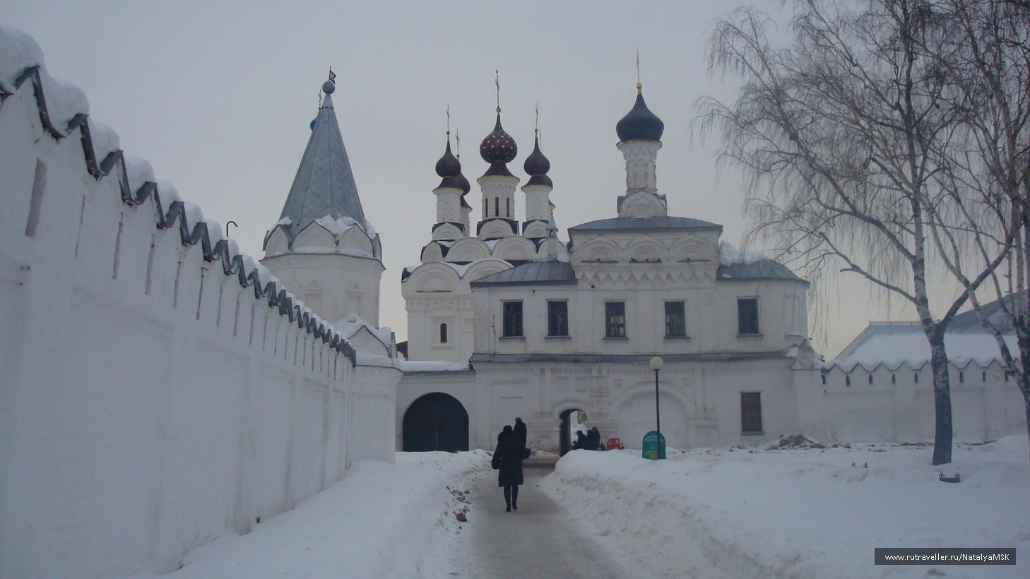 Благовещенский мужской монастырь.
