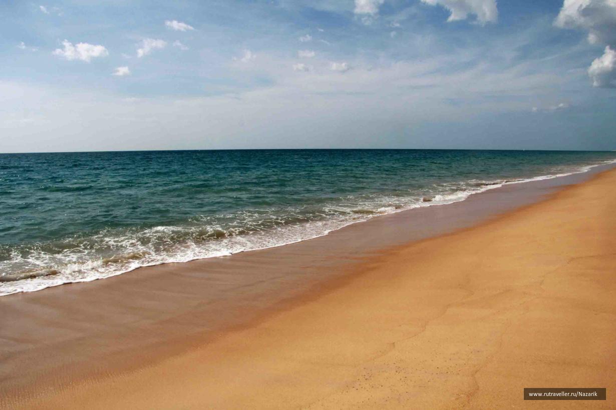 пляж Maй Као