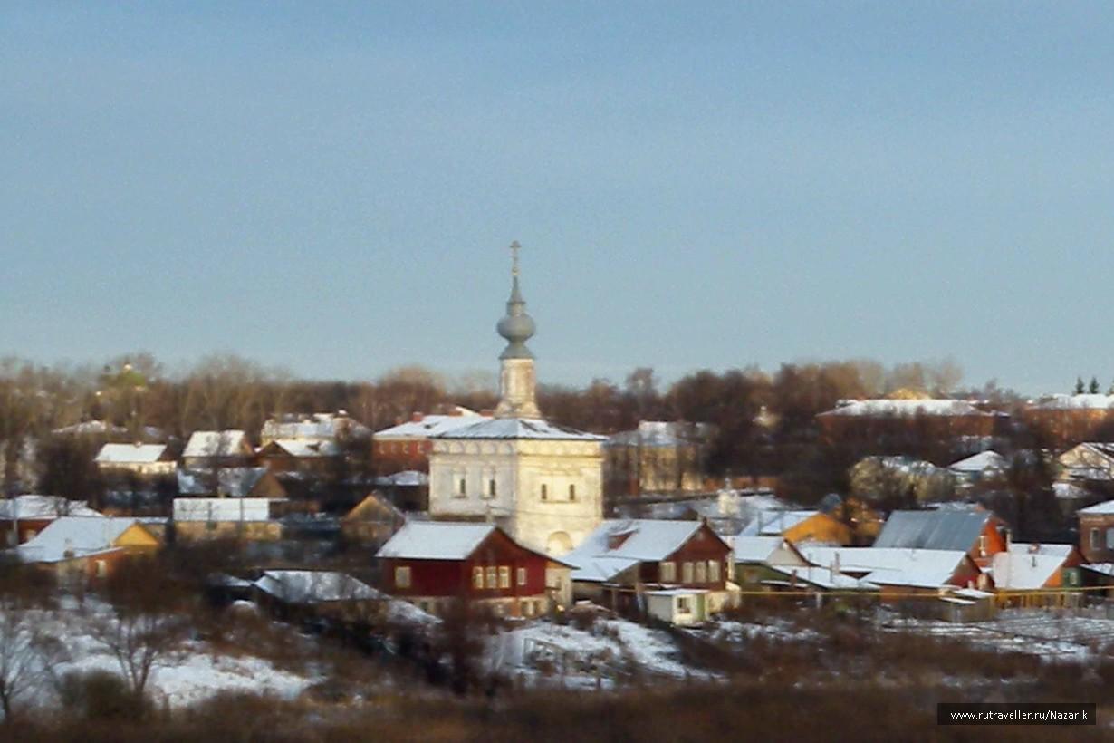 12 Тихвинская церковь