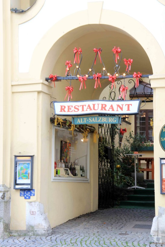 Ресторан Старый Зальцбург