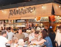 Ресторан Ramblero de la Boqueria