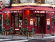 Бистро Cafe Des Musees