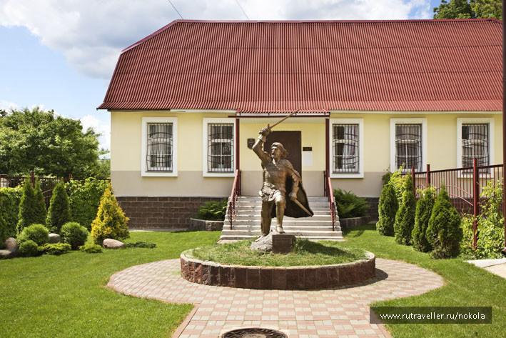 Полоцк. Музей средневекового рыцарства