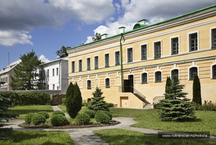 Полоцк. Корпус Богоявленского монастыря