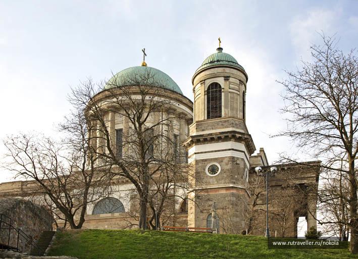 Эстергом. Базилика Святого Адальберта. Венгрия