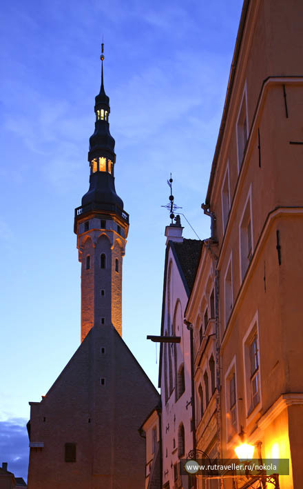 Таллинн. Ратуша