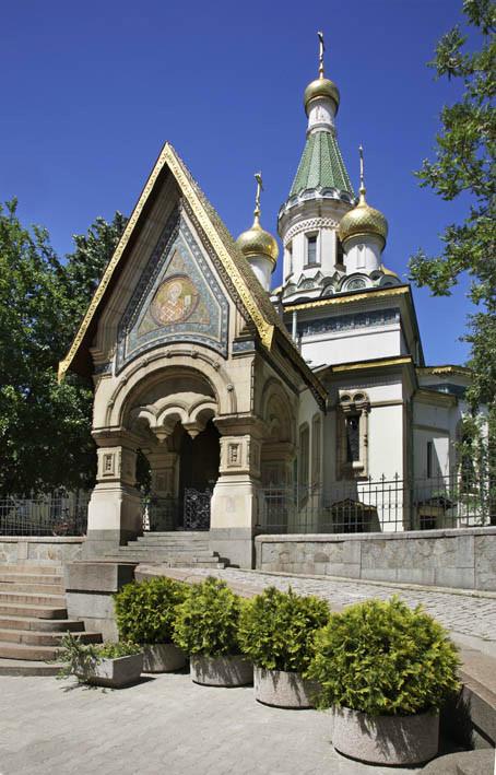 София. Церковь Св.Николая (Свети Николай)