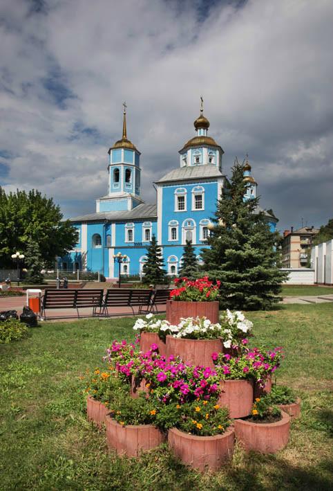 Белгород. Смоленский собор