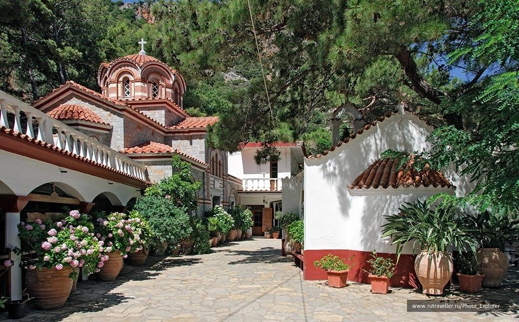 Монастырь Святого Георгия Селинариса